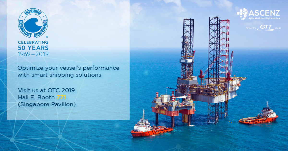 Offshore Technology Conference 2019, Houston